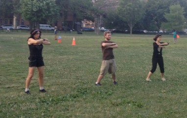 Wing Chun Training 2014 07 08_01