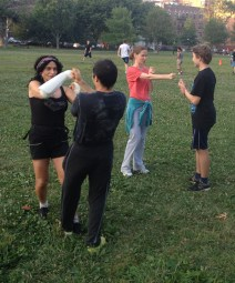 Wing Chun Training 2014 07 08_32