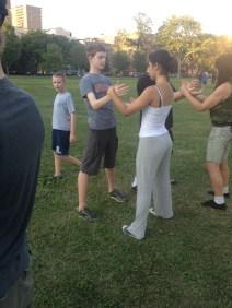 Wing Chun Training 2014 07 17_04
