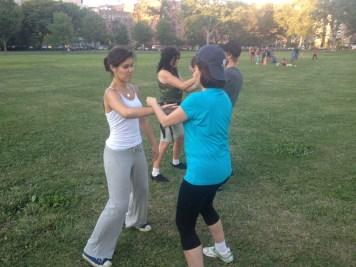 Wing Chun Training 2014 07 17_19