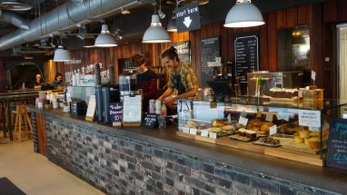 Small Batch Coffee Roasters (Jubilee Street)