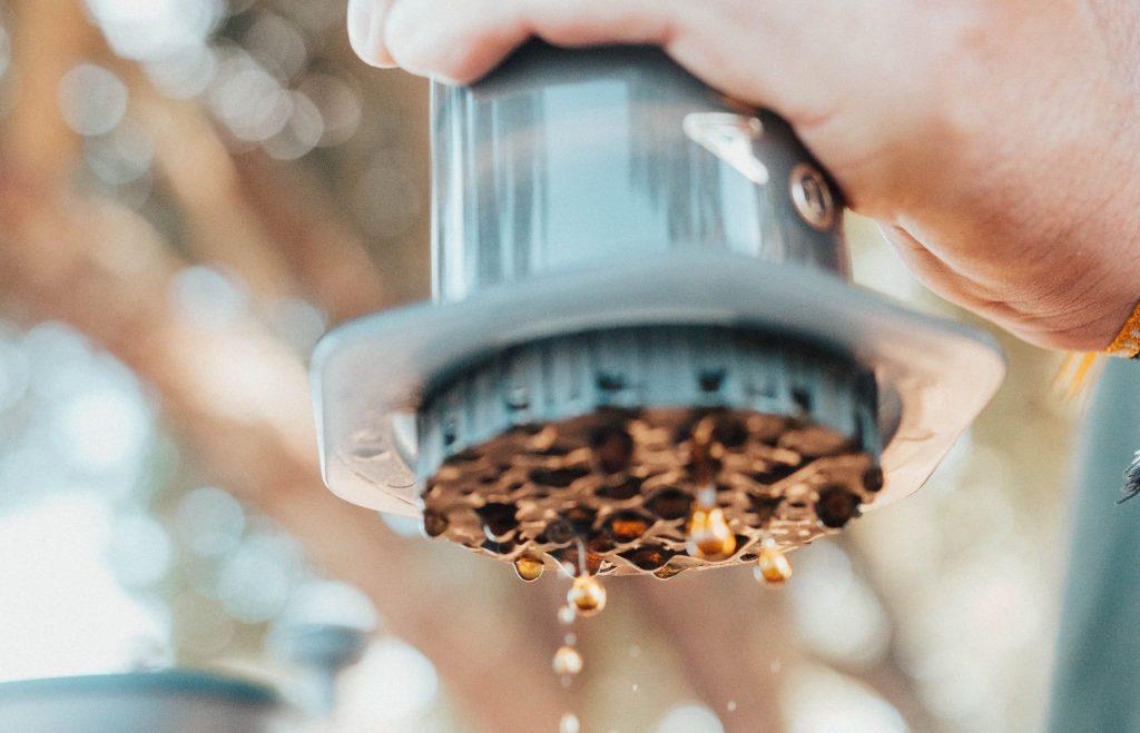 aeropress, coffee, brew, drip, filter, pourover, brighton, hove, speciality, artisan, 2018