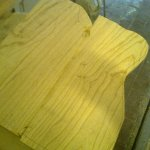 Making A Telecaster