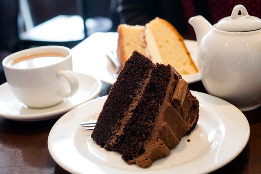 Image result for cup of tea and cake