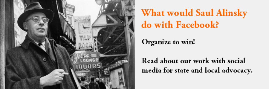 Social media in state and local campaigns