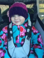 Little Miss Toasty-Warm!