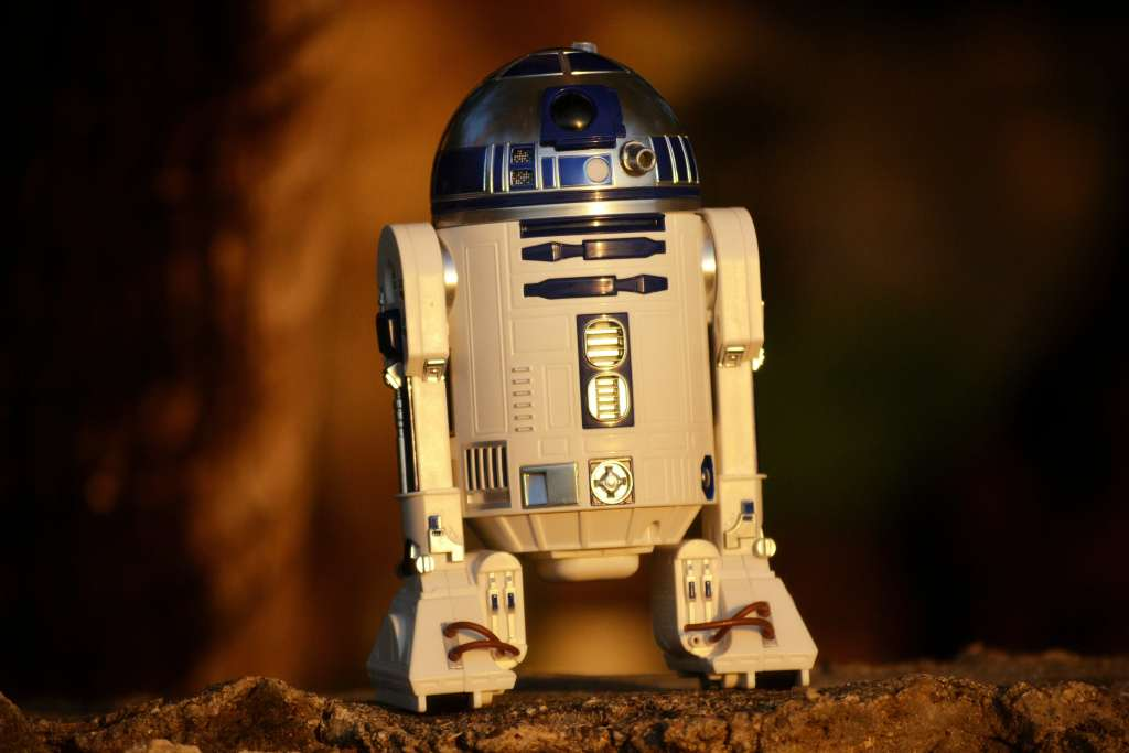 R2 D2 Artificial Intelligence