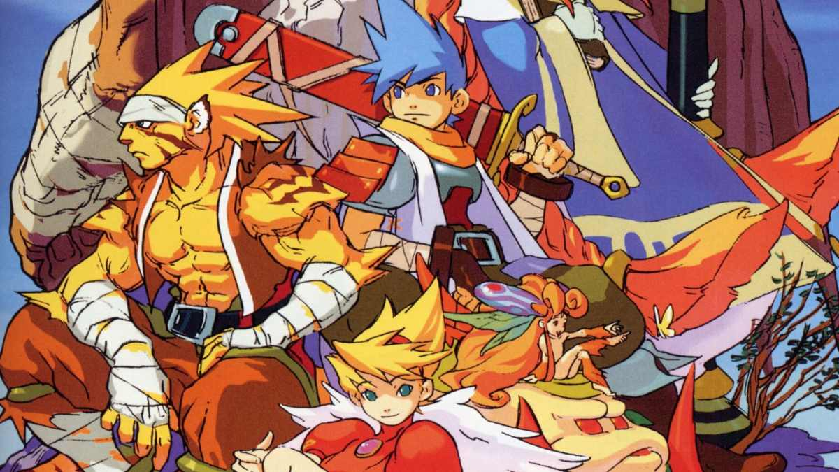Top 10 jRPGs of the 1990s