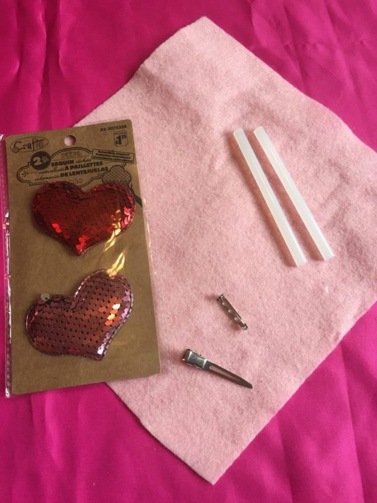 Heart Accessory Supplies