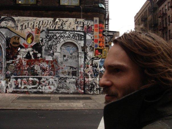 New York and Fabio hair fabulous. 2007.
