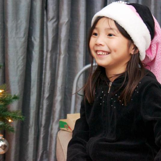 Santa Jia-Xin. Read here amazing story here!