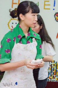 Our teacher Snow ~