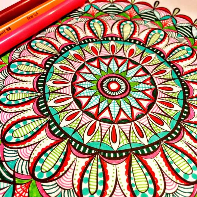 Hand-Drawn+Mandalas,+Volume+2+by+Jenean+Morrison