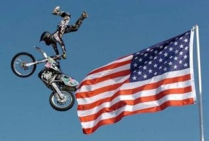 Shawn Ives, incredible motorcycle jumps,