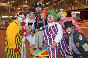 2015 clowns