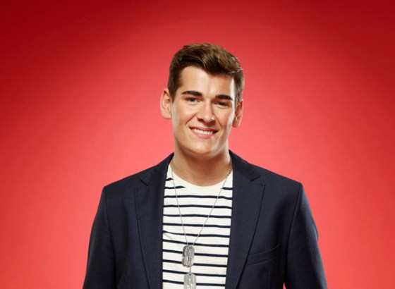 Zach Seabaugh, The Voice - Season 9