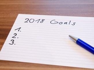 制定一个SMART 新年计划