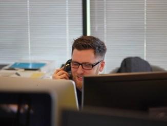 职场接电话的技巧