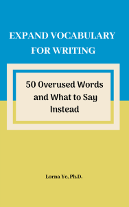 Expand Vocabulary for Writing