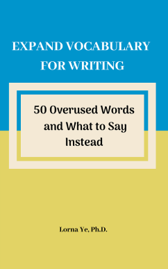 Expand Vocabulary for Writing
