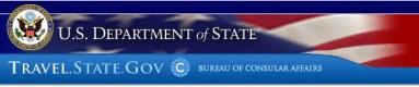Incentive Travel - travel.state.gov warning