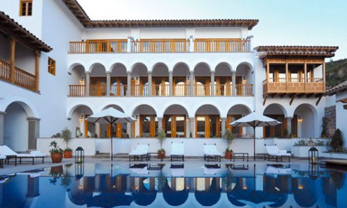 Palacio Nazarenas Hotel