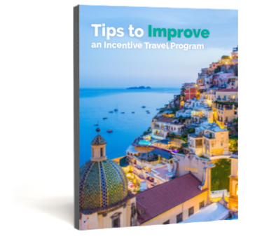 Tips to Improve an Incentive Travel Program eBook Cover