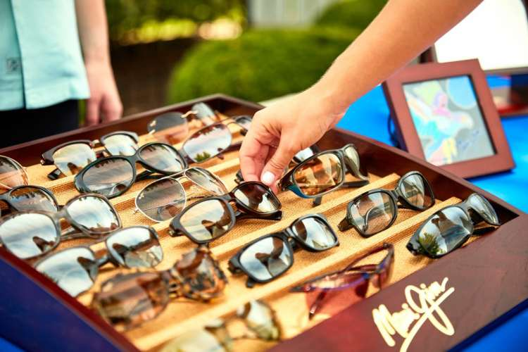 Maui Jim Sunglass Gifting Experience for an Incentive Trip