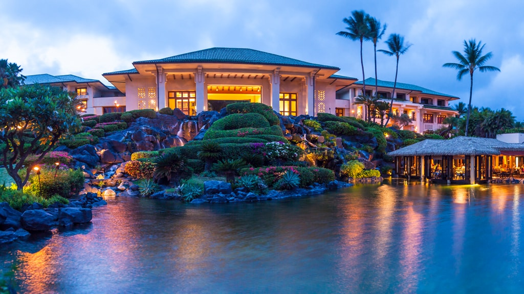 Kauai President's Club Trip Resort Option