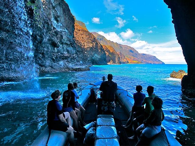 Kauai Presidents Club Trip Activities