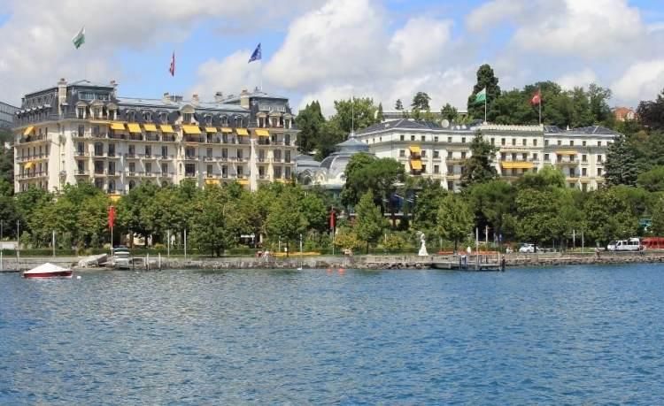 Beau-Rivage Palace Incentive Travel