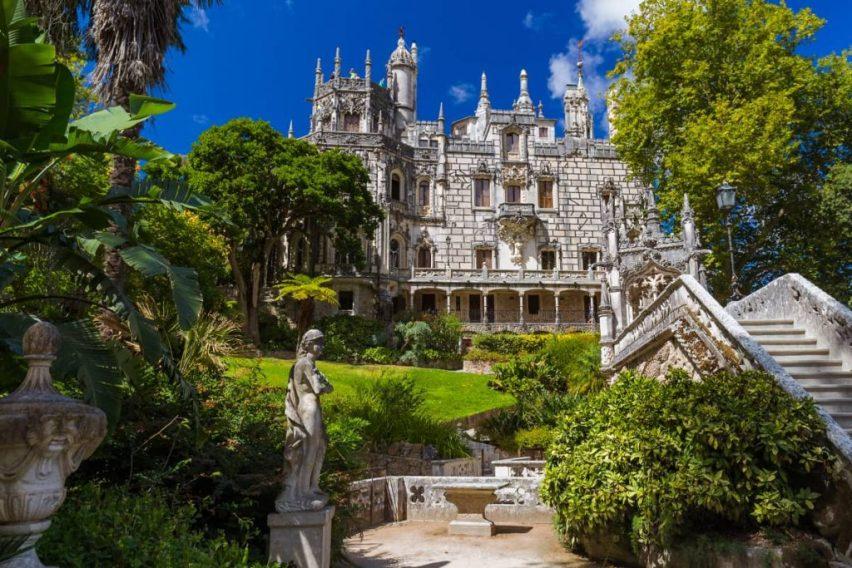 Portugal Incentive Travel brings you to Quinta de Regaleira