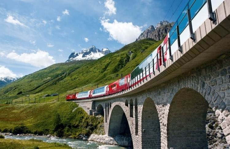 Swiss Railway for Incentive Travel