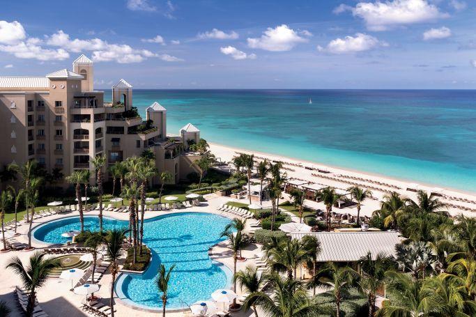 grand cayman incentive trip hotel