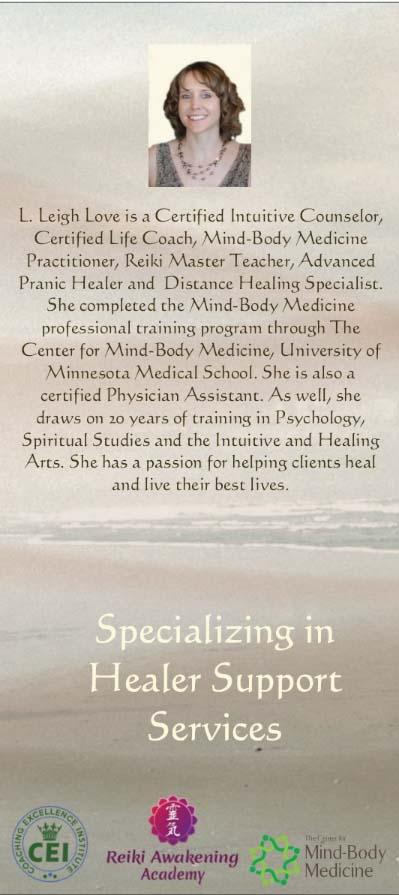 Healer support 2