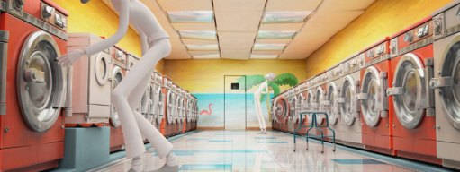 Cosmos Laundromat