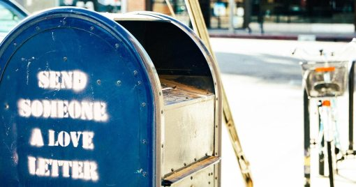 GMail Email Mailbox Postbox Love Letter