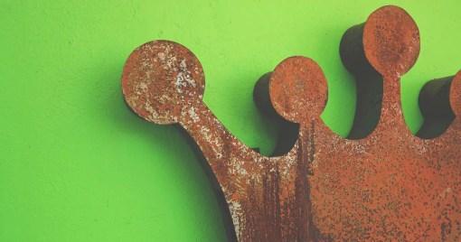 Rust 1.6 King Iron Bronze