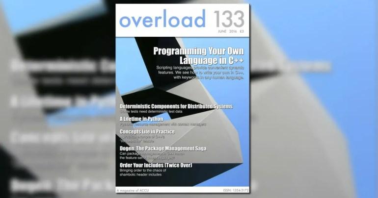 ACCU Overload 133