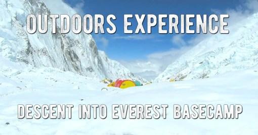 Everest Base Camp Descent
