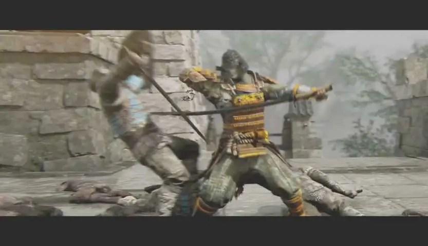 For Honor Samurai Gameplay Walkthrough Gallery