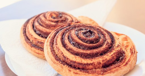 baking pastry