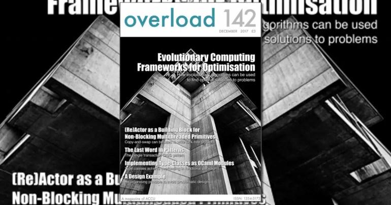 ACCU Overload Journal 142 December 2017