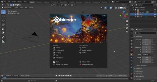 Blender 2.90 Release