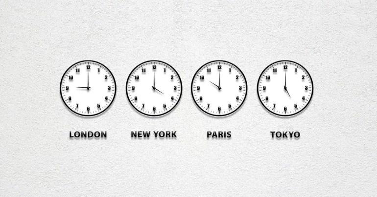 Change Time Zone on Ubuntu 20.04