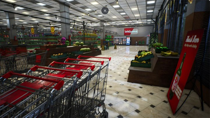 February 2021 Free Content - Supermarket