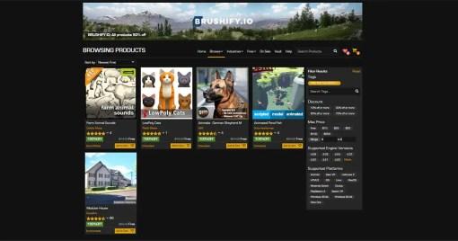 Unreal Engine Marketplace