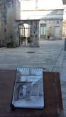 Martina Franca - Corte dei Granai - A4 Moleskine