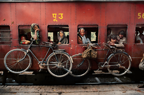 Credit: Steve McCurry