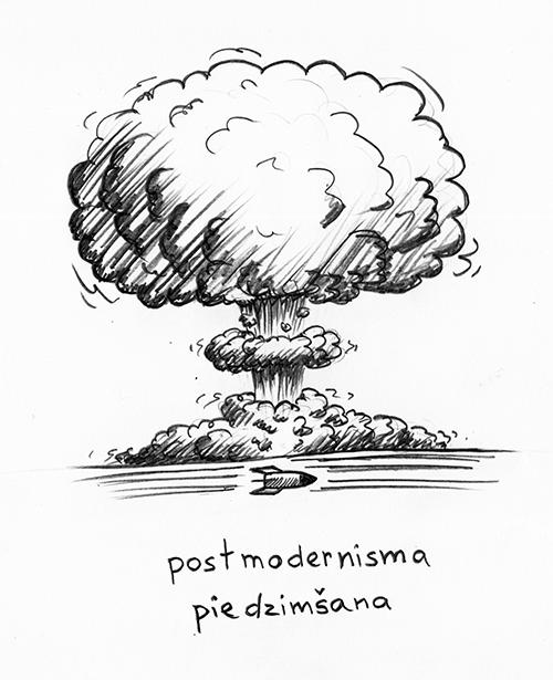 postmodernisma piedzimšana